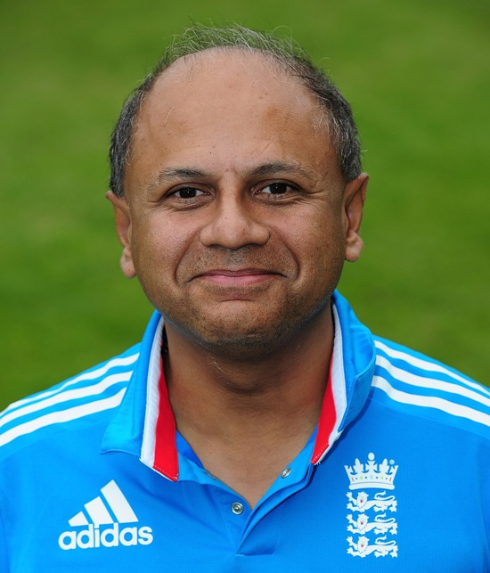 during the ECB Blind World Cup Squad Training Camp at The Elms School on September 27, 2014 in Great Malvern, England.
