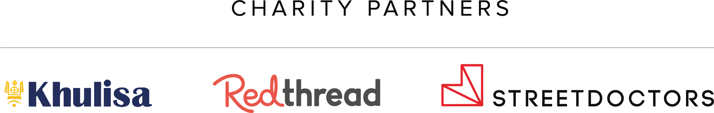 charity partners 2018